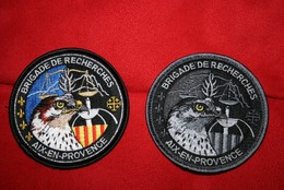 Anciens  Ecussons   Gendarmerie - Police & Gendarmerie