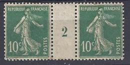 No. 159. 2 Millésimes X - France