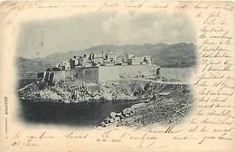 -depts Div.-ref-AE474- Haute Corse - Calvi  - Circulé En 1901 - - Calvi