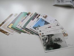 China 1982 - 1987 MK Maximumkarten / FDC Mit Vielen Sätzen Und Tollen Motiven! Guter Katalogwert!! - 1949 - ... Volksrepublik