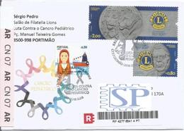 Cancro Pediátrico Lions International Portimão Algarve Portugal Melvin Jones Cancer Children Enfant Crianças Saúde Santé - Enfermedades