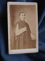 Photo CDV Robardet à Besancon  Religieux, Eveque, Cardinal  Second Empire  CA 1865-70 - L413 - Anciennes (Av. 1900)