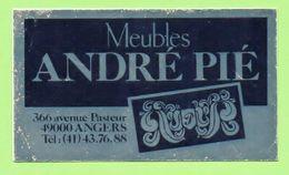 MEUBLES ANDRE PIE 49000 ANGERS * AUTOCOLLANT 215 * - Autocollants