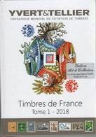 Catalogue Yvert & Tellier France 2018 - France