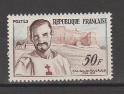 FRANCE / 1959 / Y&T N° 1191 ** : Charles De Foucauld - Gomme D'origine Intacte - France