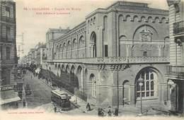 CPA 31 Haute Garonne Toulouse Lot 5 Cartes Musée Alsace Lorraine Capitole Caisse Epargne Matabiau Quai De La Daurade - Toulouse