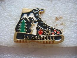 Pin's Sports D'hiver Et D'été à La Chapelle D'abondance - Winter Sports