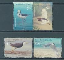 COCOS - MNH/*** LUXE  - 2008 - SEABIRDS - Yv 429-432 - Lot 18695 - Cocos (Keeling) Islands