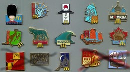 @@ 11 Pin's Mac Donald's  @@md01 - McDonald's