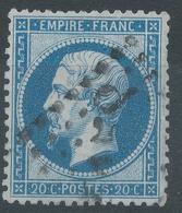 Lot N°45641  N°22, Oblit GC étranger  5158 Oued-Fodda, (Alger), Ind 25 ?????? - 1862 Napoléon III