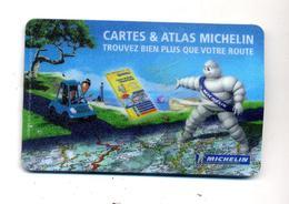 Lampe De Poche Michelin Carte Guide Vert - Publicité