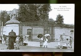 PARIS MARCHANDS DE GLACES - Petits Métiers à Paris