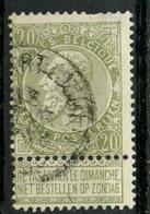 Belgium 1905 20c King Leopold II Issue #86 - 1894-1896 Exhibitions