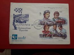 Argentina FDC Automovilismo Deportivo 1991 Hb - Automobilismo