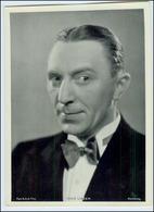 C682/ Theo Lingen Ross Bild 13 X 18 Cm Ca.1935 - Artistes