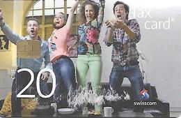 Swisscom: CP240 Willkommen Im Land Der Möglichkeiten - Svizzera