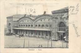 METZ - La Gare. - Gares - Sans Trains