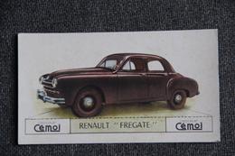 "Chromo, Chocolat CEMOI : Automobile  "" RENAULT FREGATE "" - Chocolate"