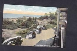 USA  Portland Maine View From Cape Cottage Casino ( The Hugh C. Leighton Co) - Portland