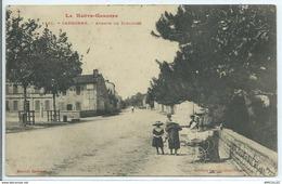 REF428-2018  CARBONNE AVENUE DE TOULOUSE - France