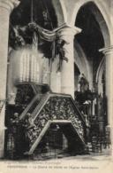 BELGIQUE - FLANDRE OCCIDENTALE - POPERINGE - POPERINGHE - La Chaire De Vérité De L'Eglise Saint-Bertin. - Poperinge