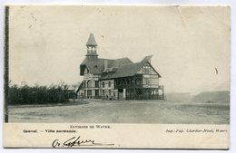 CPA - Carte Postale - Belgique - Environ De Wavre - Villa Normande - 1905 (SV6680) - Wavre