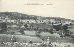 SAINT JEAN DE SOLEYMIEUX - Vue Générale. - Saint Jean Soleymieux