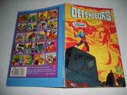 Les Défenseurs : Album Relié N° 5 : AVEC LES N°N° 9 + Les Défenseurs N°10 AREDIT DC - Défenseur