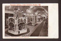 1906 - 5 Pf. Privat Ganzsache - Ausstellung Nürnberg - Gebraucht - Bavière