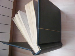 Collection TIMBRES En Classeur LEUCHTURM 1972/1990 Complet FAC=338E - Timbres