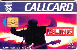 IRELAND - Blink, Chip GP1, 05/93, Used - Ireland