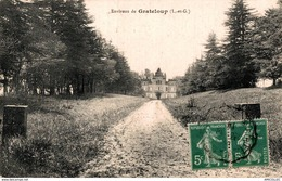 3931-2018  ENVIRON DE GRATELOUP - France
