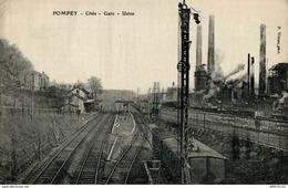 3982-2018 POMPEY  CITES GARE USINE - Pont A Mousson