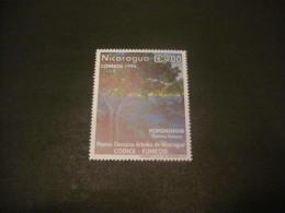 F5992-  Stamp MNH Nicaragua- 1994- SC. 2019- First Tree Conference - Nicaragua