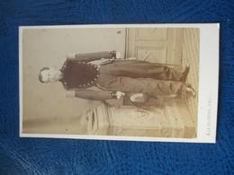 CDV MILITAIRE 1840 / 1860 BLONDEL - Anciennes (Av. 1900)