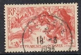 OCEANIE N°198 - Used Stamps