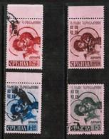 SERBIA   Scott # 2NB7-10 VF USED (Stamp Scan # 435) - Serbia