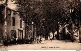 4748 -2018        TANUS  AVENUE DE RODEZ - France