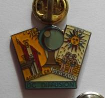 Pin's   A Identifier EGF - Badges