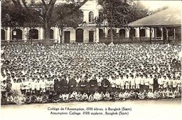 Assomption College, 1500 Students, BANGKOK, Siam - Thailand