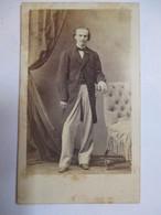 Photographie Ancienne CDV - Second Empire - Homme Debout - Photo  Durand, Lyon - Voir Annonce - Photographs
