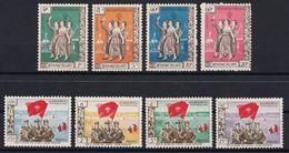Laos 1961 Prathet Laos 1 – 10 Postfrisch - Laos