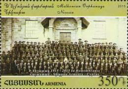 Armenia Armenien 2015 Mi. 932 Joint Issue Cyprus - Arménie
