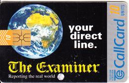 IRELAND - The Examiner, Chip GP1, 03/97, Used - Ireland
