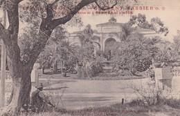 Nice Cannes Golfe Juan CPA Poterie CLEMENT MASSIER Publicité - Circulé 1905 - Autres Communes
