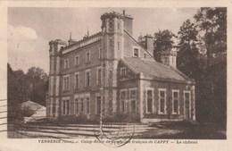 Carte Postale Anciennne - Scoutisme - Camp-Ecole De Scoutisme Français De CAPPY - Le Château - Scouting