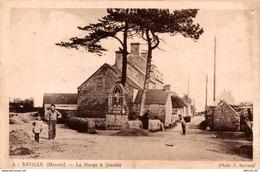 7785  -2018     REVILLE   LA VIERGE A JONVILLE - France