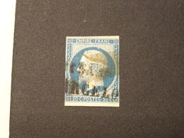 FRANCE Obliteration ESPAGNOLE 1853-60 - 1853-1860 Napoléon III