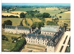 56)vue Generale Aerienne De L'abbaye De Langonnet-ancienne Abbaye Cistercienne-salle Capitulaire 12 Et 13°-art Gothique - Frankreich