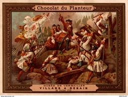 8295- 2018   PUBLICITE CHOCOLAT DU PLANTEUR 19 AVENUE DE L OPERA PARIS - Publicités